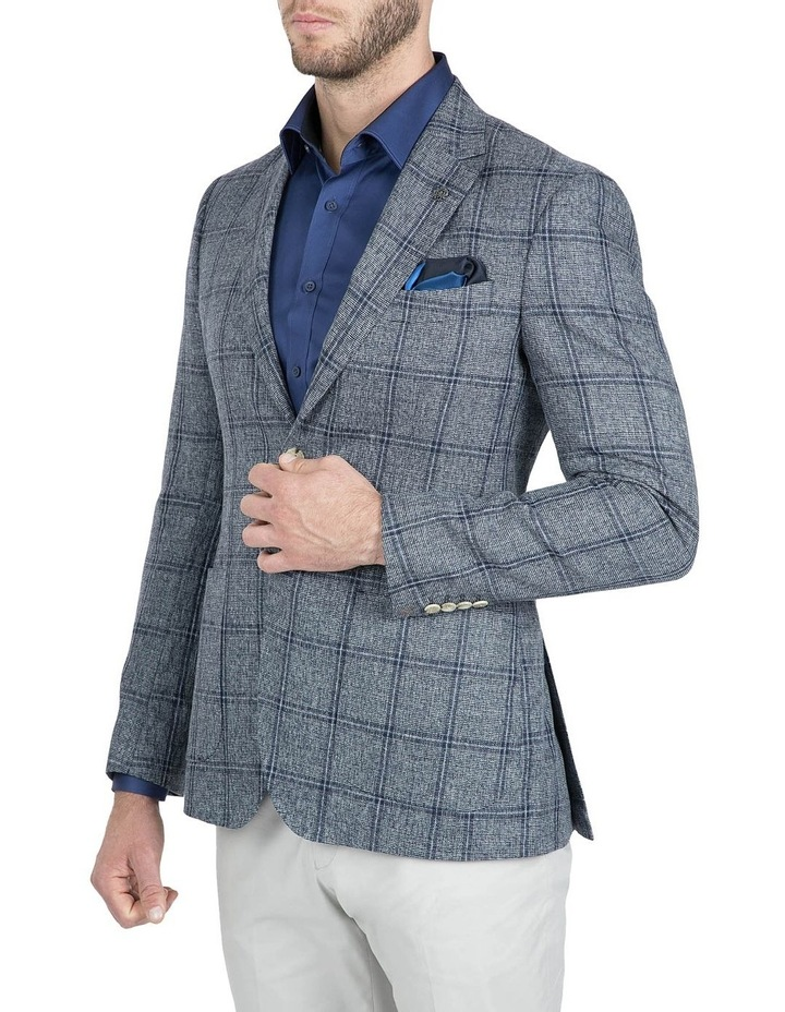 Modern Fit Dark Blue Beaumaris Jacket image 2