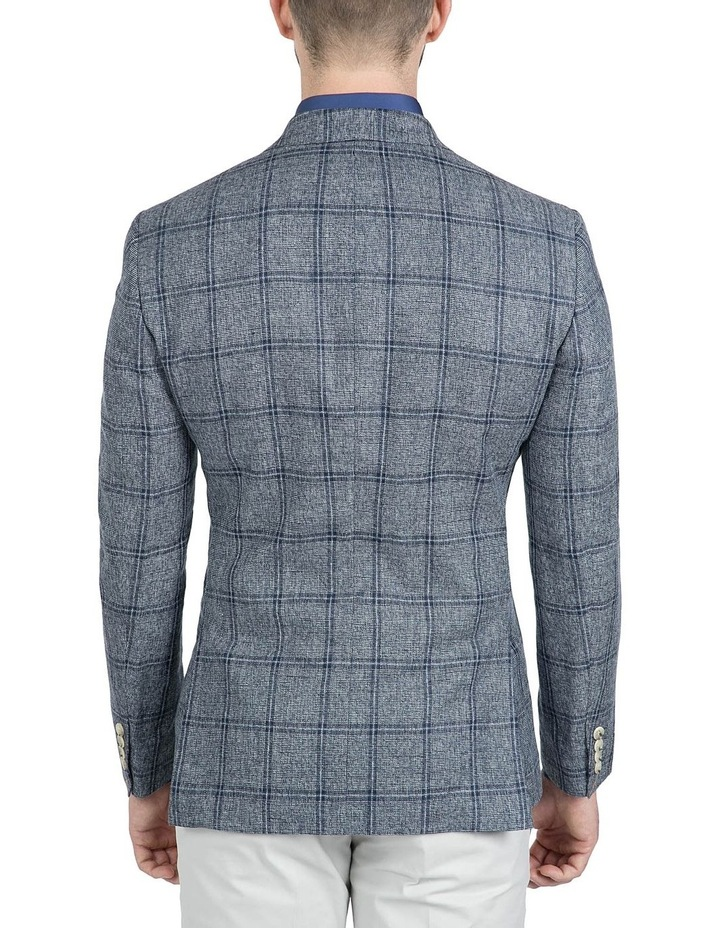 Modern Fit Dark Blue Beaumaris Jacket image 3