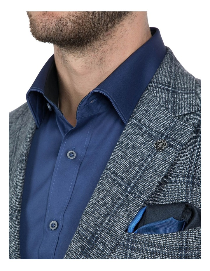 Modern Fit Dark Blue Beaumaris Jacket image 4
