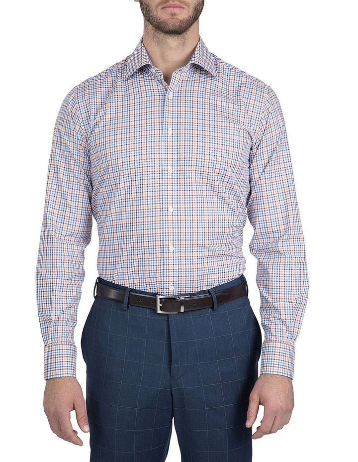 Modern Fit Multicolored Carlton Shirt image 1