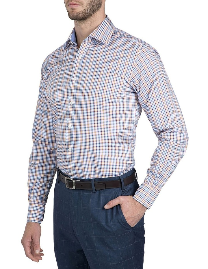 Modern Fit Multicolored Carlton Shirt image 2