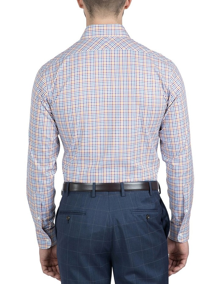Modern Fit Multicolored Carlton Shirt image 3