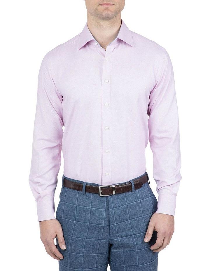 Classic Fit Pink Carlton Shirt image 1