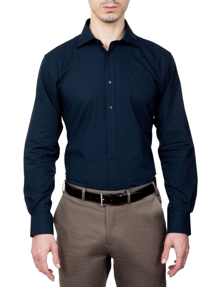 Thornbury Shirt-Navy image 1