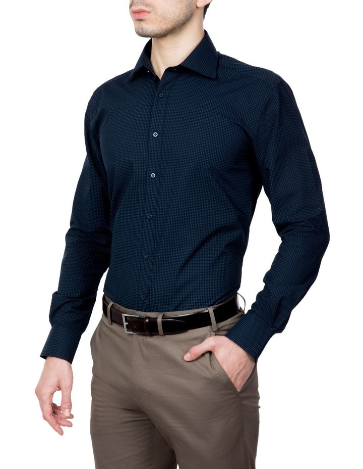 Thornbury Shirt-Navy image 2