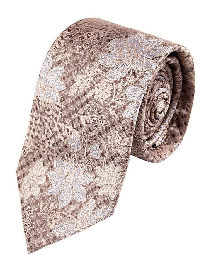 Maple Floral Silk Tie image 1