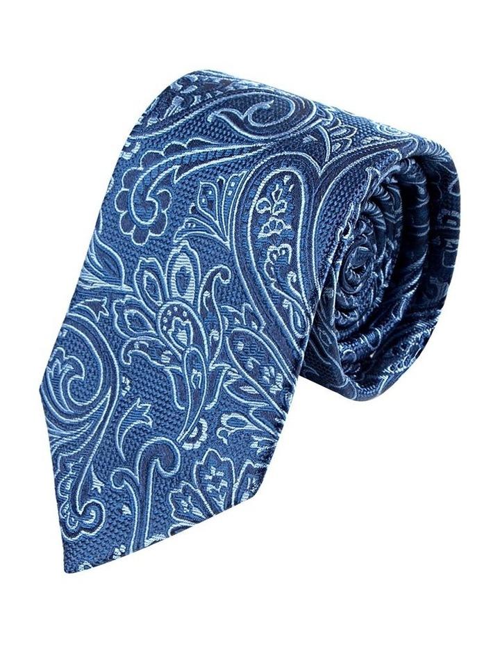 Cambridge Nouveau Paisley Silk Tie image 1
