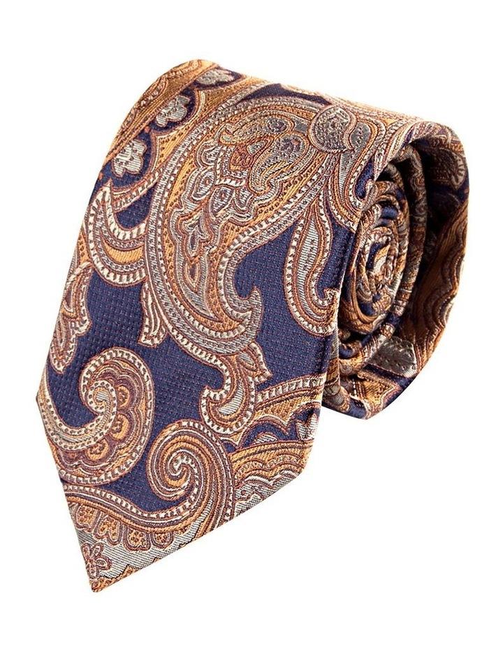 Baroque Paisley Silk Tie image 1