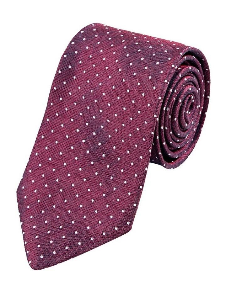 Polkadot Silk Tie image 1