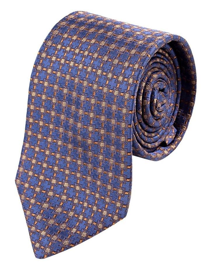 Lattice Silk Tie image 1