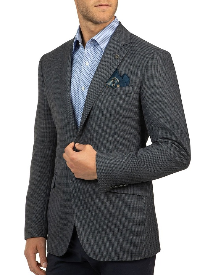 Modern Fit Blue Glamorgan Jacket image 2