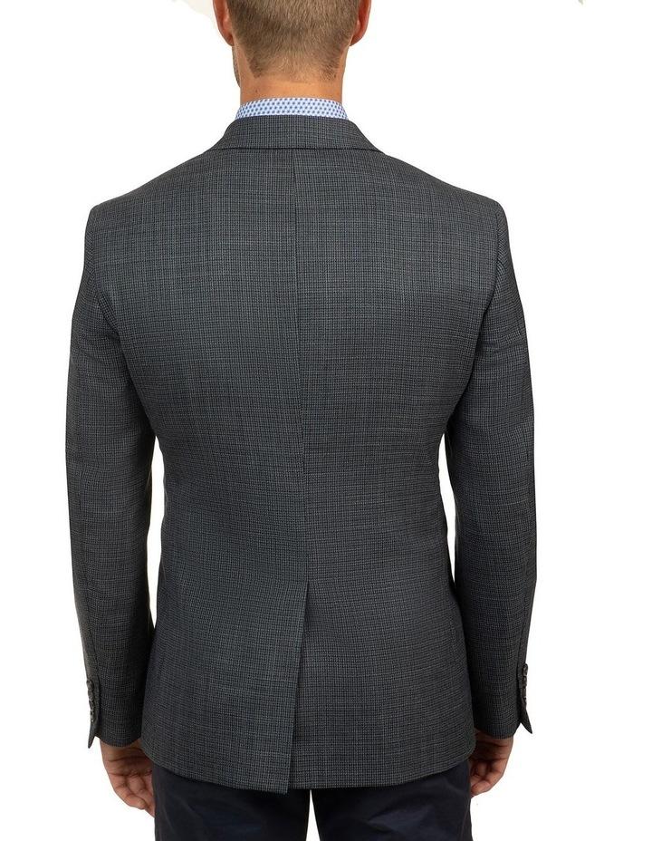 Modern Fit Blue Glamorgan Jacket image 3