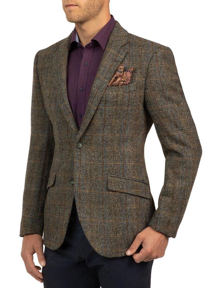 Modern Fit Harris Tweed Jacket image 2