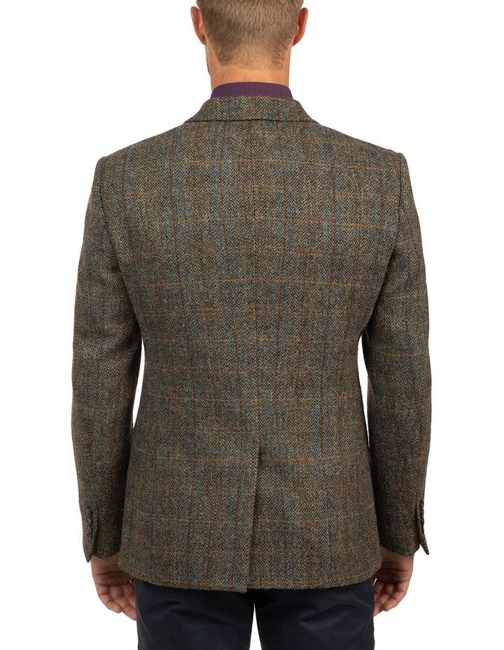 Modern Fit Harris Tweed Jacket image 3
