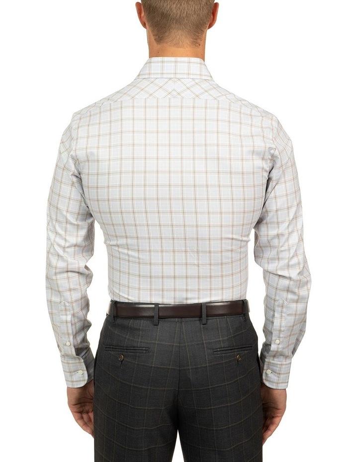 Modern Fit Grey Carlton Shirt image 3