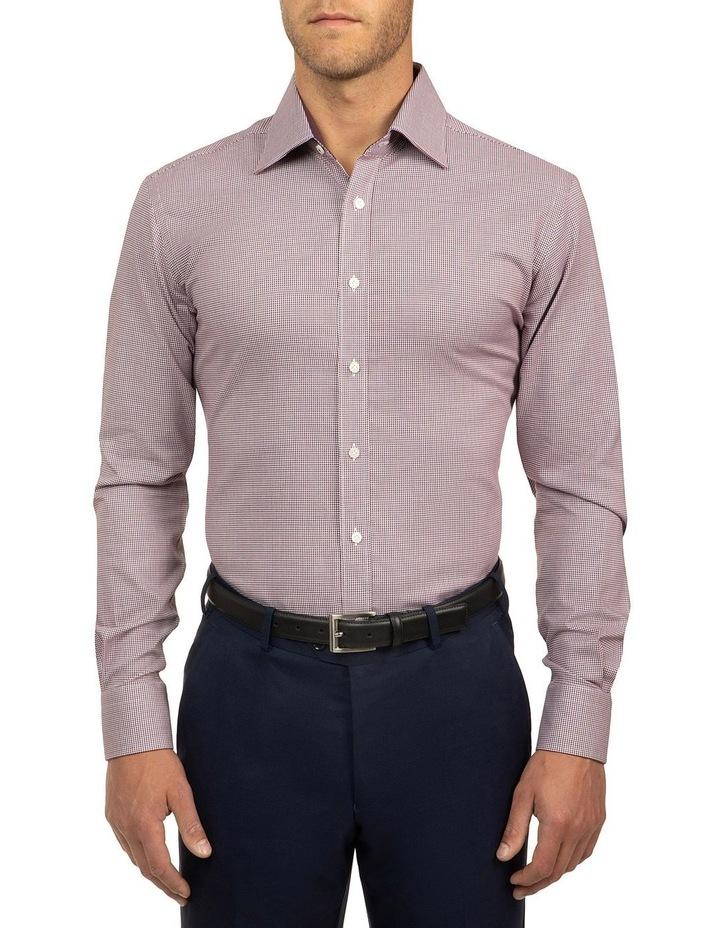 Modern Fit  Berry Carlton Shirt image 1
