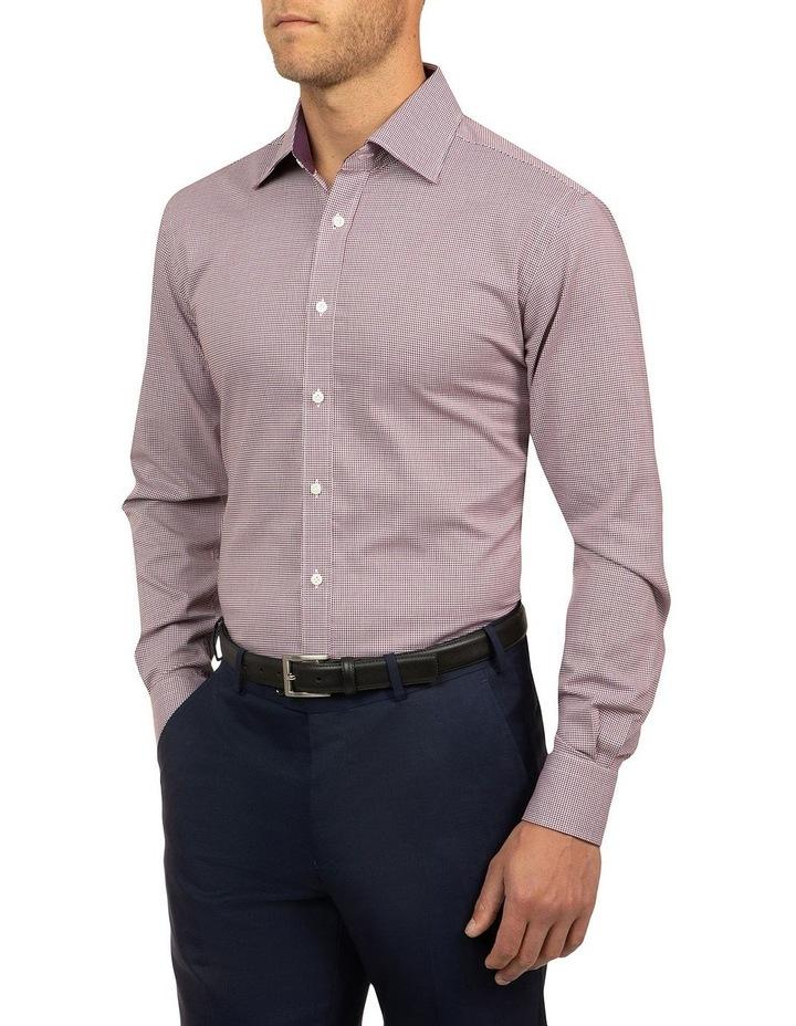 Modern Fit  Berry Carlton Shirt image 2