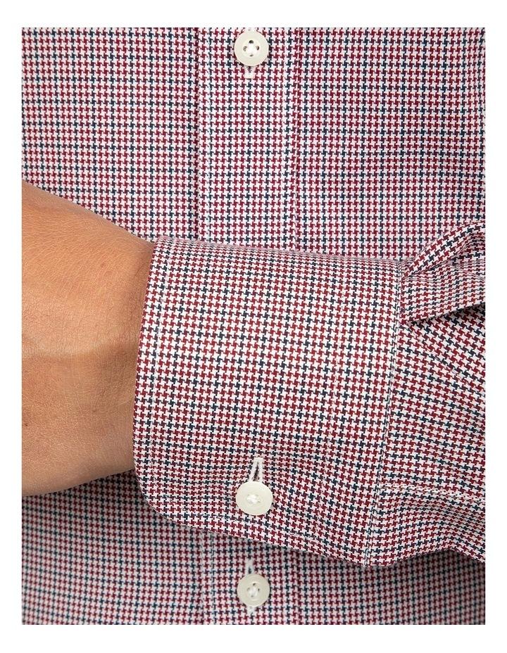 Modern Fit  Berry Carlton Shirt image 4
