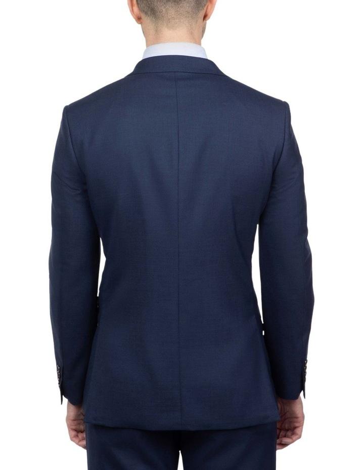 Modern Fit Navy Morse Suit Jacket FMG101 image 3