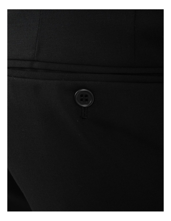 Modern Fit Maguire Black Evening Trouser FMG100 image 4