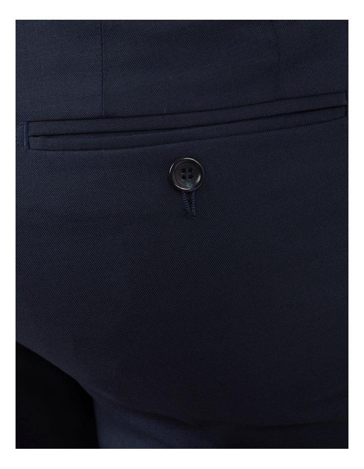 Modern Fit Interceptor Navy Suit Trouser FMG100 image 4