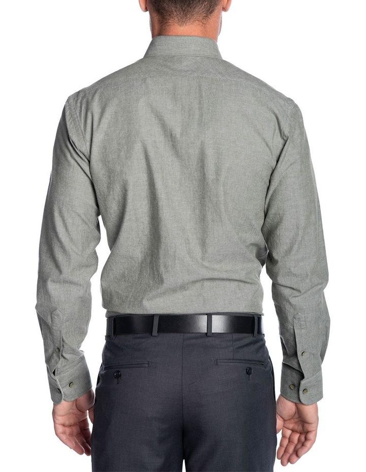Brighton Shirt-Olive image 3