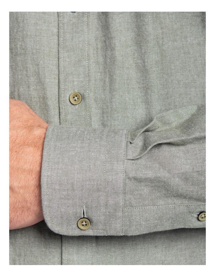Brighton Shirt-Olive image 4