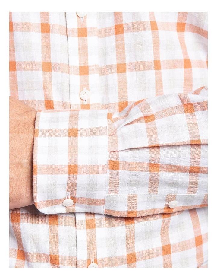 Brighton Shirt-Orange image 4