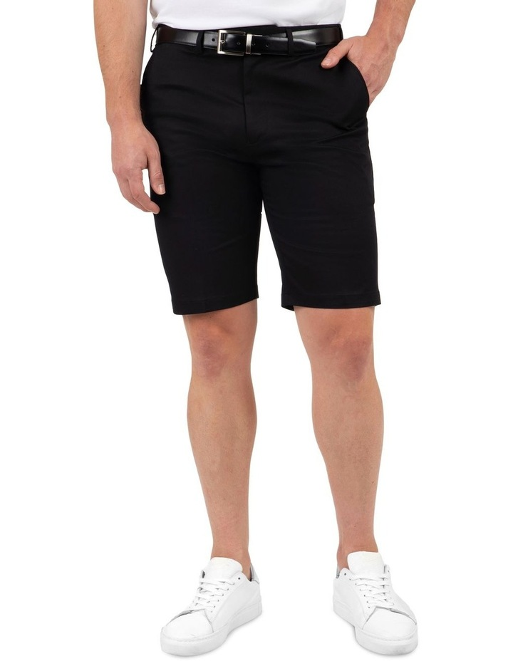 Heaton Short-Black image 1