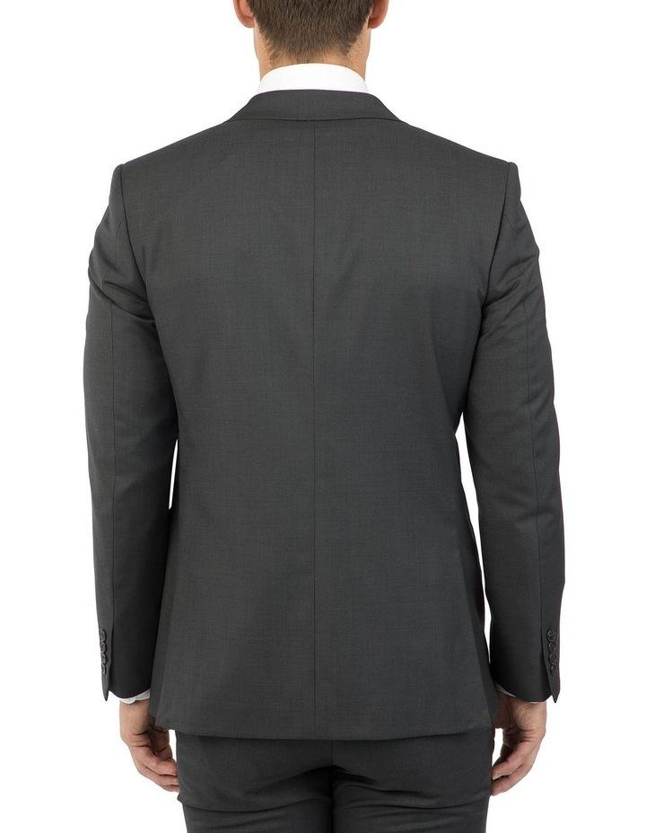 Modern Fit Hardwick Charcoal Jacket F2042 image 3