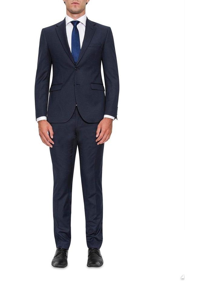 Modern Fit Serra Navy Suit Jacket FYF001 image 2