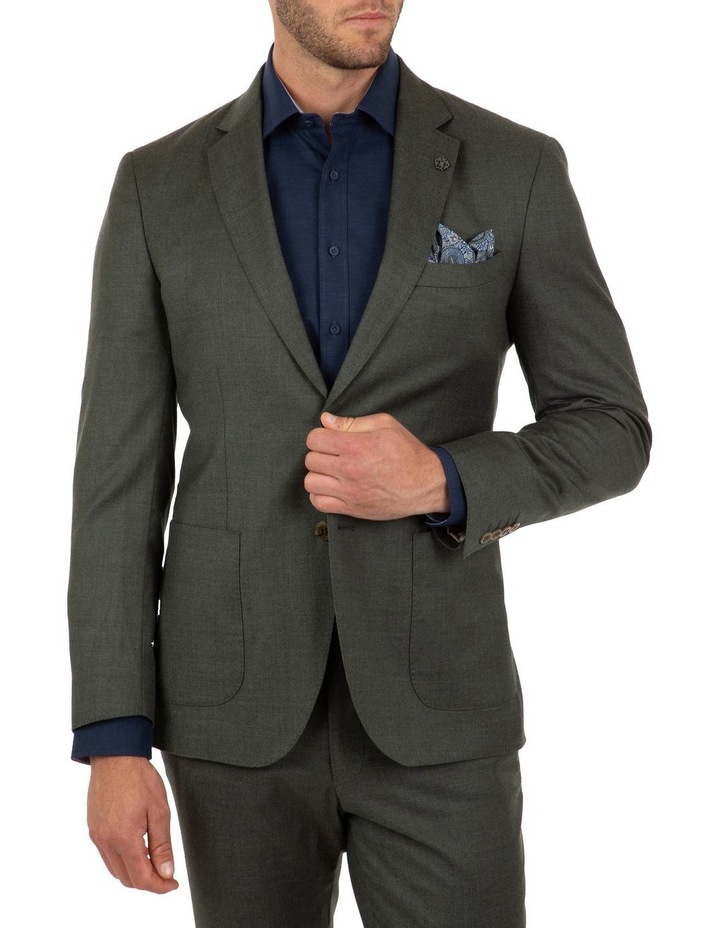 Beaumaris Modern Fit Flannel Jacket image 1