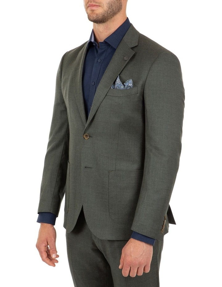 Beaumaris Modern Fit Flannel Jacket image 2