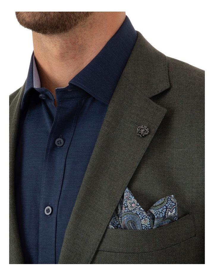 Beaumaris Modern Fit Flannel Jacket image 4