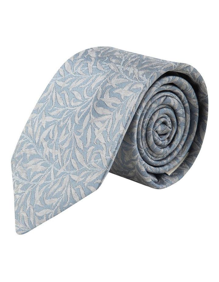 Grey Willow 7.5cm Silk Tie image 1