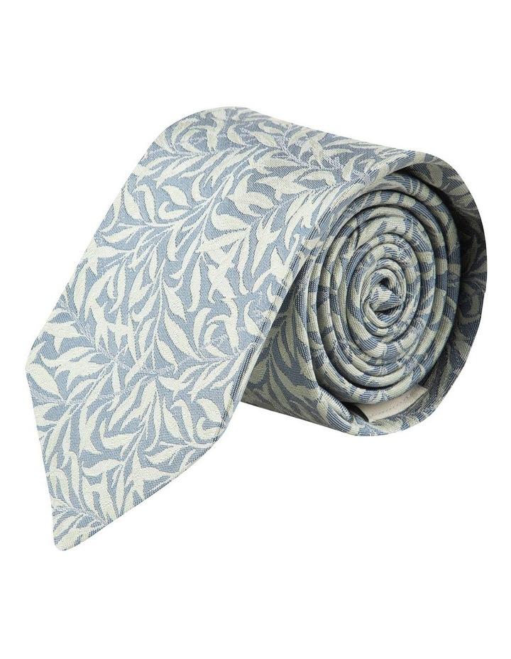 Sage Willow 7.5cm Silk Tie image 1