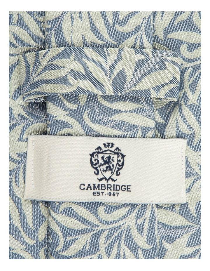 Sage Willow 7.5cm Silk Tie image 2