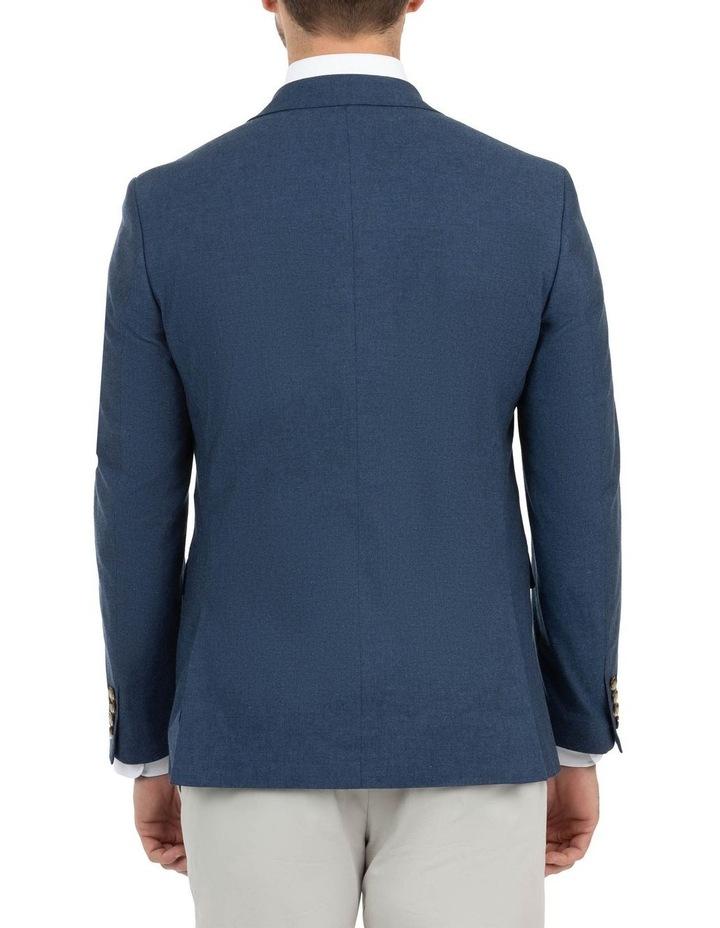 Modern Fit Hawthorn Denim Blue Sports Jacket FAJ789 image 3