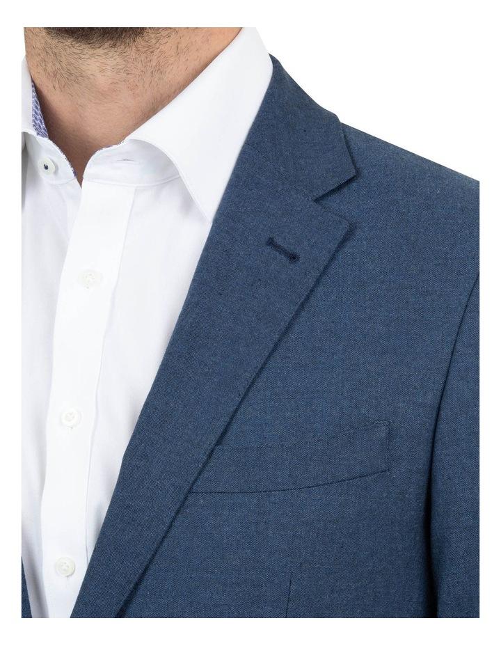 Modern Fit Hawthorn Denim Blue Sports Jacket FAJ789 image 4