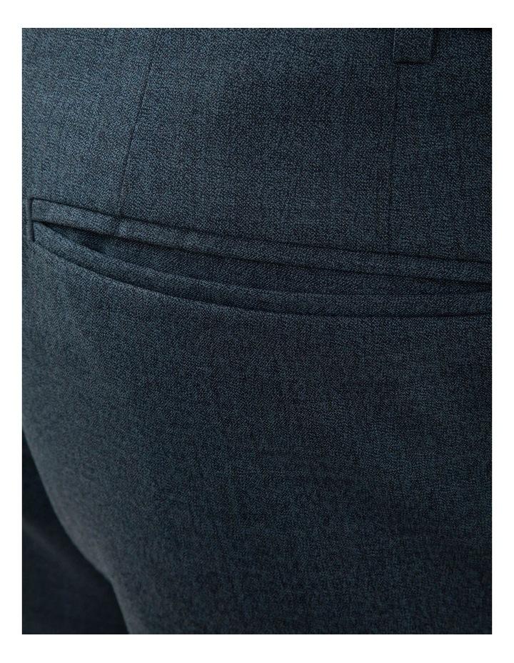 Modern Fit Keane Navy Wool Trouser FCK381 image 4