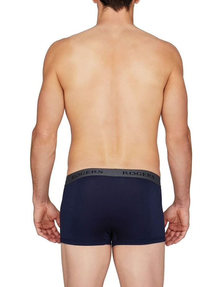 Three-Pack Modal Trunks  Grey Band image 3