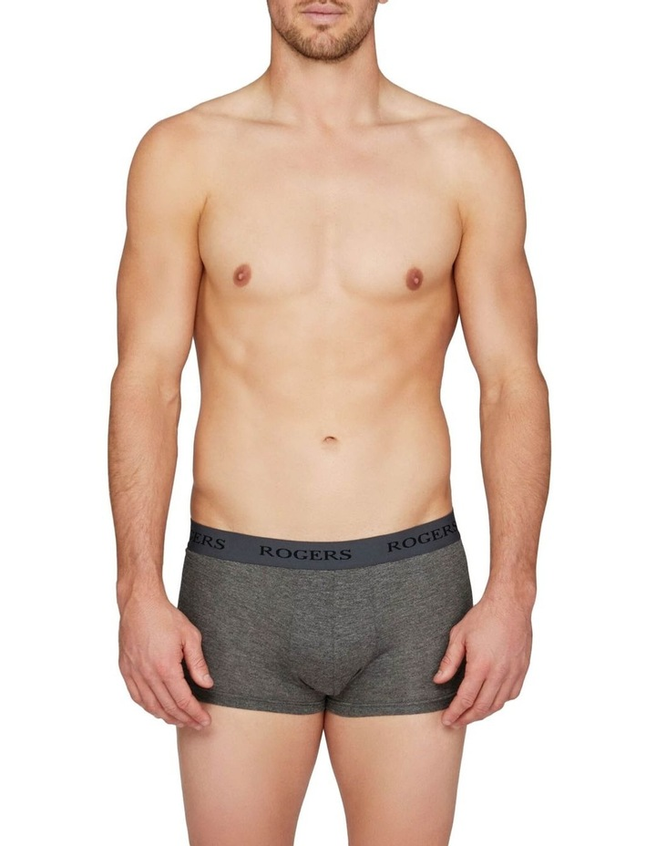 Three-Pack Modal Trunks  Grey Band image 4