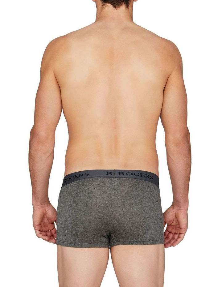 Three-Pack Modal Trunks  Grey Band image 5