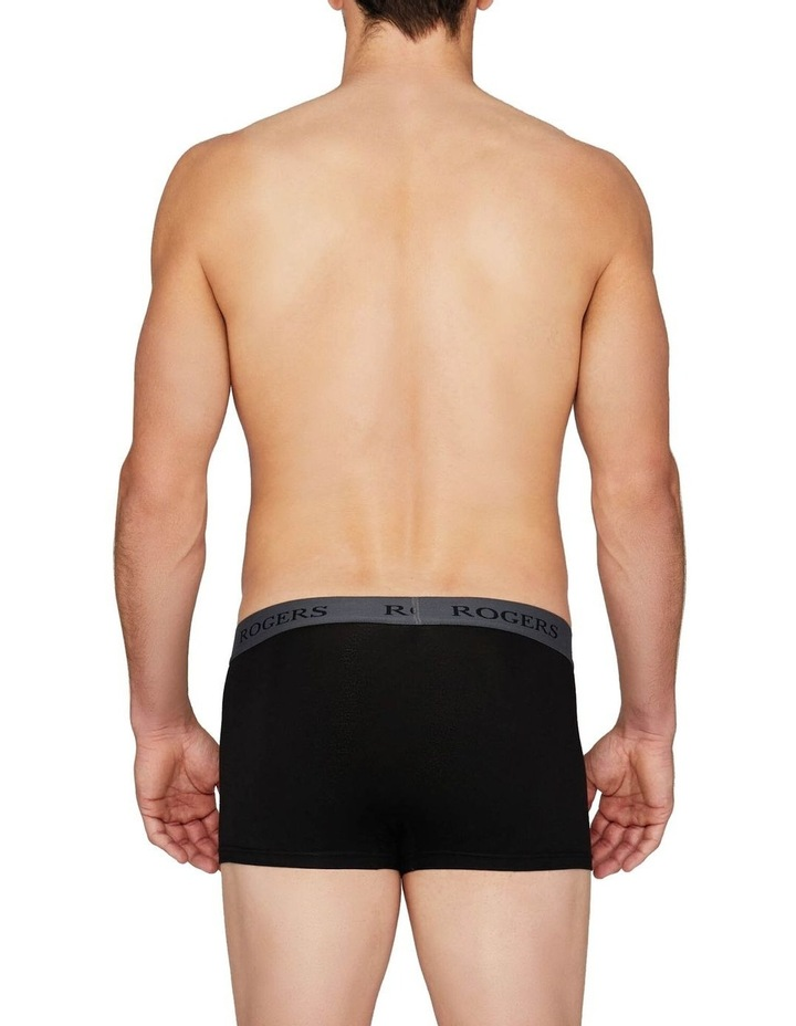 Three-Pack Modal Trunks  Grey Band image 7