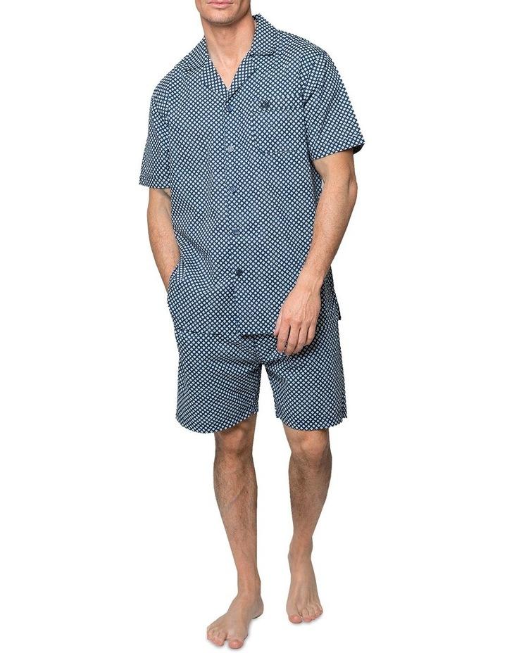 Globe Trotter Button Up Pyjama Set image 1