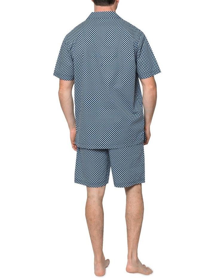 Globe Trotter Button Up Pyjama Set image 2