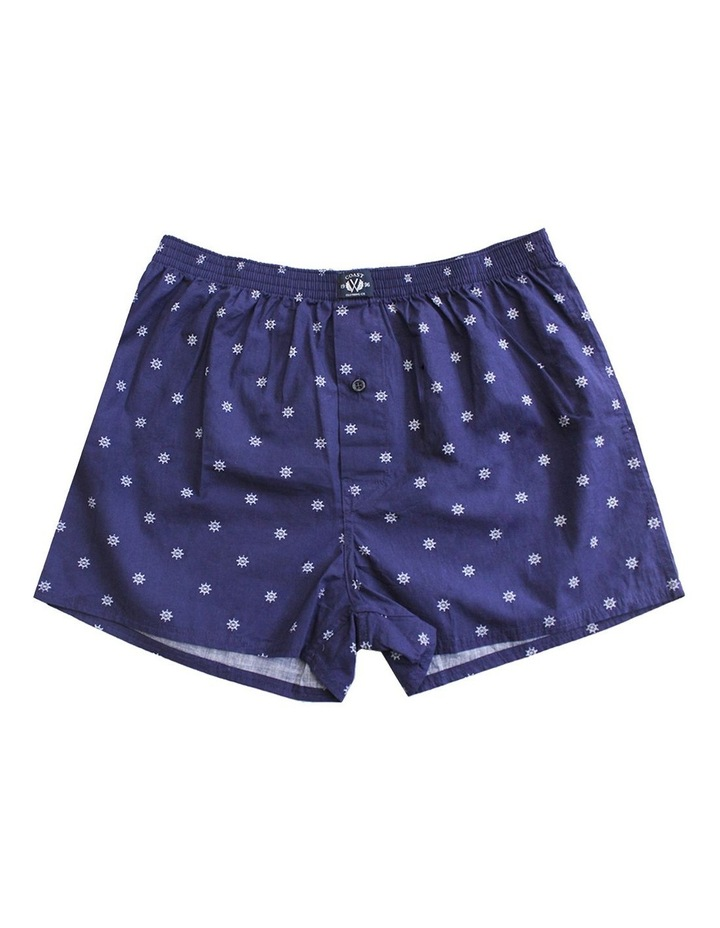 Two Pack Woven Nautical Boxers image 2
