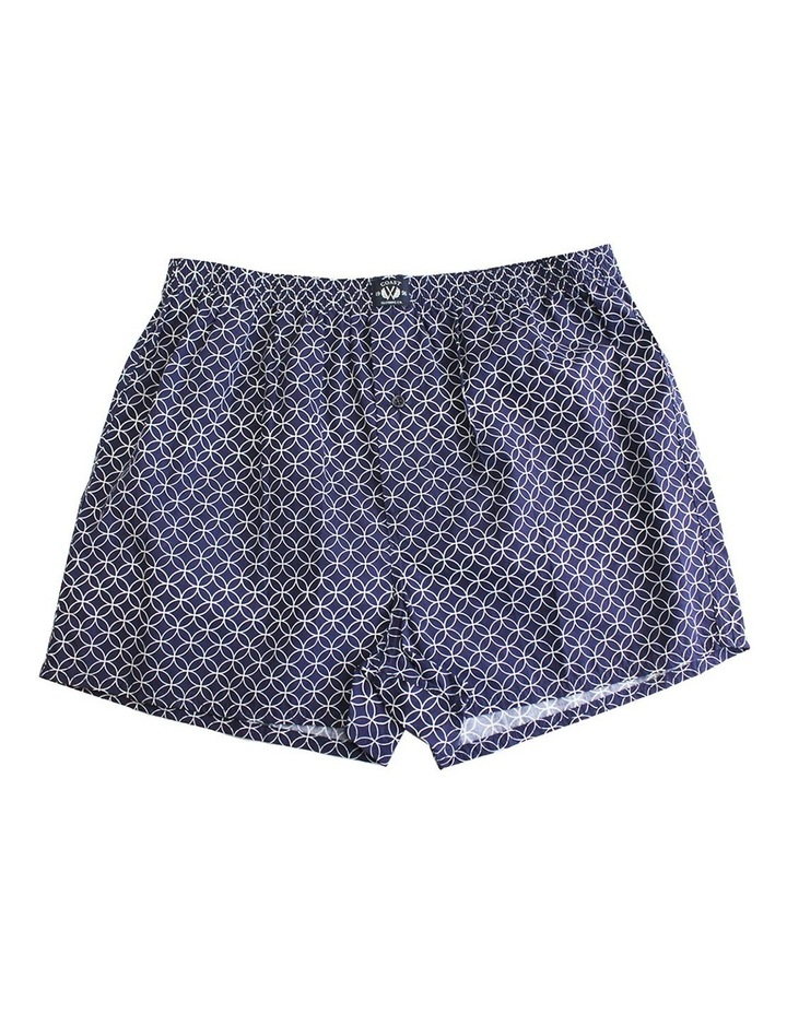 Two Pack Woven Geo Boxers image 2