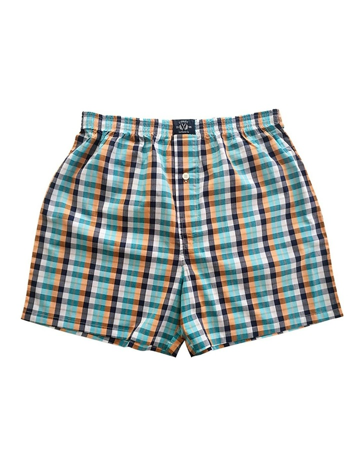 Two Pack Woven Multi Boxers image 2