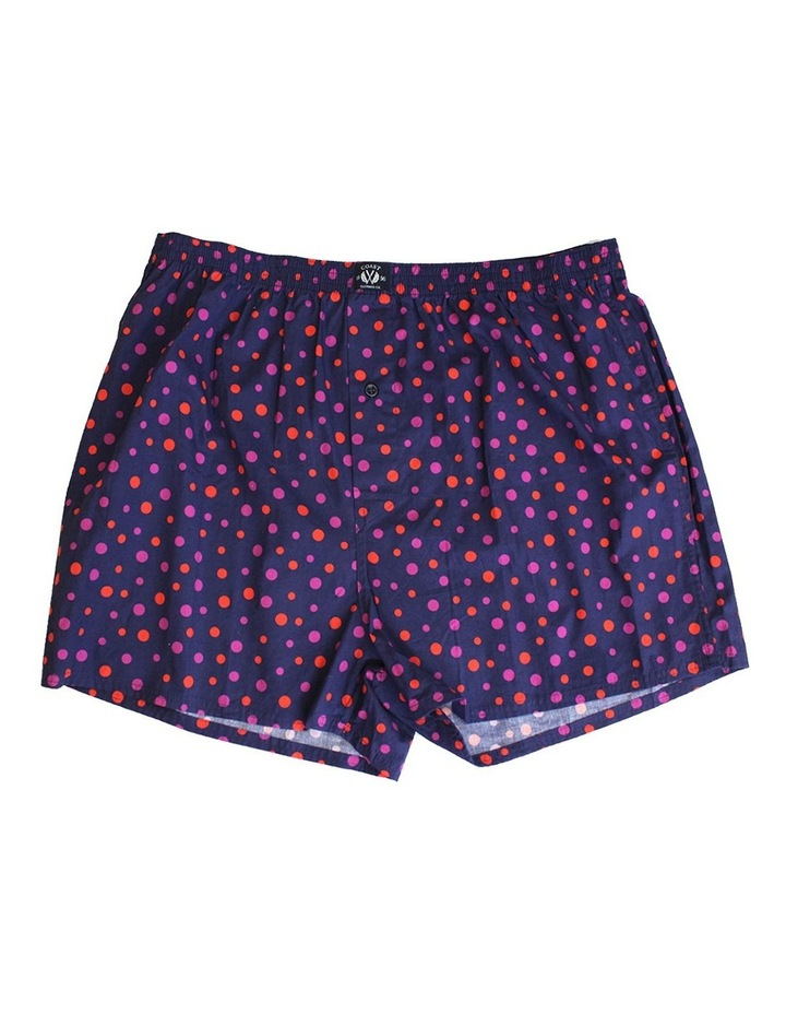 Two Pack Woven Spot Boxers image 3